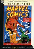 Marvel Comics HC (1990 Marvel) 1-1ST