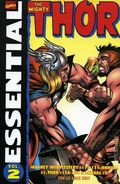 Essential Thor TPB (2001-2013 Marvel) 1st Edition 2-1ST