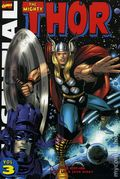 Essential Thor TPB (2001-2013 Marvel) 1st Edition 3-1ST