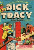 Dick Tracy (Mexican 1951-1970 La Prensa) 2