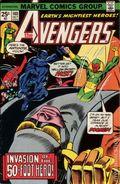 Avengers (1963 1st Series) Mark Jewelers 140MJ