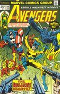 Avengers (1963 1st Series) Mark Jewelers 144MJ