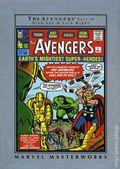 Marvel Masterworks Avengers HC (2003- Marvel) 1-REP