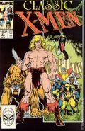 X-Men Classic (1986-1995 Marvel) Classic X-Men 21
