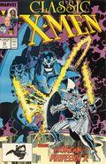 X-Men Classic (1986-1995 Marvel) Classic X-Men 23