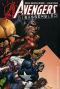 Avengers Disassembled HC (2006 Marvel) 1-1ST