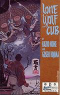 Lone Wolf and Cub (1987 First) 25
