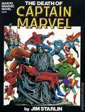 Death of Captain Marvel GN (1982 Marvel) 1-REP