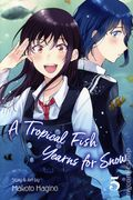 A Tropical Fish Yearns for Snow GN (2019- Viz) 5-1ST