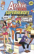 Archie and Friends Superheroes (2021 Archie) 1