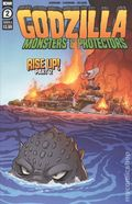 Godzilla Monsters and Protectors (2021 IDW) 2A