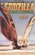 Godzilla Monsters and Protectors (2021 IDW) 2B