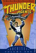 DC Archive Editions THUNDER Agents HC (2003-2010 DC) 1-1ST