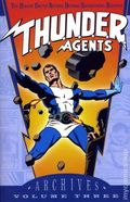 DC Archive Editions THUNDER Agents HC (2003-2010 DC) 3-1ST