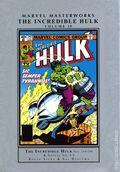 Marvel Masterworks Incredible Hulk HC (1989-Present Marvel) 1st Edition 15-1ST