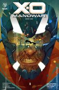 X-O Manowar TPB (2021 Valiant) By Dennis Hopeless 1-1ST