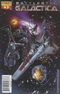 Battlestar Galactica (2006 Dynamite) 5C