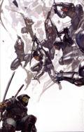Teenage Mutant Ninja Turtles the Last Ronin (2020 IDW) 1SANCTUM