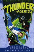DC Archive Editions THUNDER Agents HC (2003-2010 DC) 4-1ST