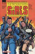 Trouble with Girls (1987 Malibu/Eternity) 6