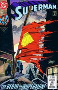 Superman (1987 2nd Series) 75REP3RD