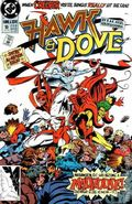 Hawk and Dove (1989 3rd Series) 19