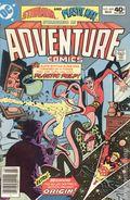 Adventure Comics (1938 1st Series) Mark Jewelers 469MJ