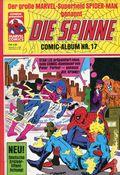 Die Spinne Comic Album TPB (German 1979-1995 Condor) Spider-Man 17-1ST