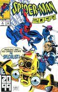 Spider-Man 2099 (1992 1st Series) 4