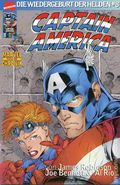 Captain America (German 1999-2000 Marvel Deutschland) 8