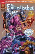 Die Fantastischen Vier (German 1999-2000 Marvel Deutschland) Fantastic Four 12