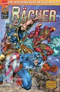 Die Racher (German 1999-2000 Marvel Deutschland) Avengers 8