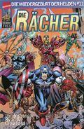 Die Racher (German 1999-2000 Marvel Deutschland) Avengers 11