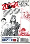 20th Century Boys GN (2009-2012 Viz) By Naoki Urasawa 21-1ST