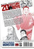 20th Century Boys GN (2009-2012 Viz) By Naoki Urasawa 12-1ST