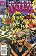 Secret Defenders (1993) 11
