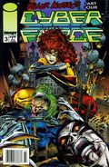 Cyberforce (1993 2nd Series) 3