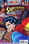 Superman The Man of Steel (1991) 35