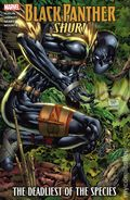 Black Panther Shuri The Deadliest of the Species TPB (2018 Marvel) 2nd Edition 1-1ST
