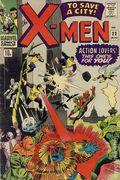 Uncanny X-Men (1963 1st Series) UK Edition 23UK