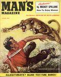 Man's Magazine (1952-1976) Vol. 3 #5