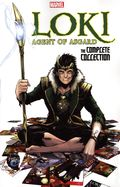 Loki Agent of Asgard TPB (2021 Marvel) The Complete Collection 2nd Edition 1-1ST