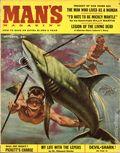 Man's Magazine (1952-1976) Vol. 5 #10
