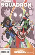 Heroes Reborn Young Squadron (2021 Marvel) 1A