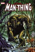 Man-Thing Omnibus HC (2021 Marvel) 2nd Edition 1B-1ST