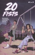 20 Fists (2021 Source Point Press) 2