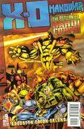 X-O Manowar (1996 2nd Series) 9
