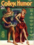 College Humor (1934-1943 Dell Publishing Co) Vol. 11 #2