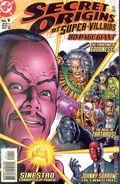 Secret Origins of Super Villains 80-Page Giant (1999) 1