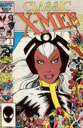 X-Men Classic (1986-1995 Marvel) Classic X-Men 3
